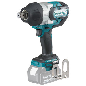"""Makita 18 Volt 3/4"""" Square Friction Ring BRUSHLESS High Torque Impact Wrench 'Skin' - DTW1001Z"""