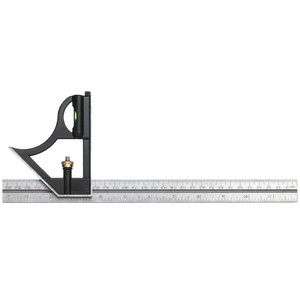 Eclipse 300mm Stainless Steel Combination Square - EC-50-470R