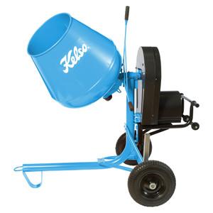 Kelso 3.5 Cubic Feet (100L) 1hp Electric Cement Mixer - KC3.5DP
