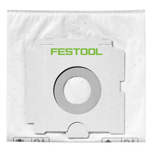 Festool Selfclean Filter Bags for CTL SYS Extractor - 5 Pack