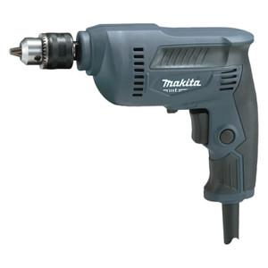 """Makita MT Series 450W 10mm(3/8"""") Drill with Keyed Chuck - M6001G"""