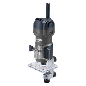 "Makita MT Series 530W 6.35mm(1/4"") Laminate Trimmer - M3700G"