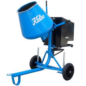 Kelso 3.5 Cubic Feet (100L) Petrol Cement Mixer - KP3.5HON