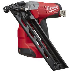 Milwaukee 18V 15GA 32-63mm Brushless Angled 'DA' Finishing Nailer 'Skin' - M18CN15GA-0C