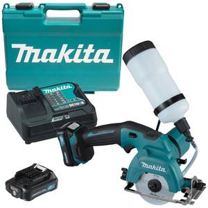 Makita 12V MAX 85mm Diamond Cutter Kit - CC301DSAE