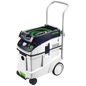 Festool CTH 48 E/a 48L H Class Dust Extractor for Asbestos - 201482