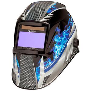 Weldclass Promax 350 4 Sensor Automatic Welding Helmet - Fire Metal with Grind-Mode - WC-05314