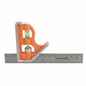 Bahco 150mm Combination Square - CS150
