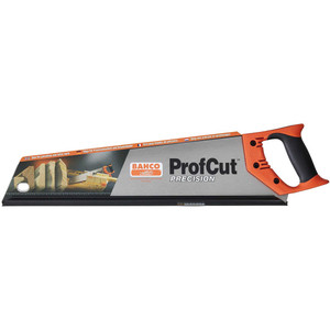 Bahco Universal Hardpoint 9/10 Tooth Precision Handsaw - 500mm Long - PC-20-PRC