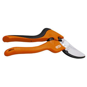 Bahco Lightweight By-Pass Secateurs - 20mm Cutting Capacity, 20cm Length - PG-M2-F