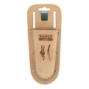 Bahco Leather Holster For Secateurs & Folding Pruning Saws - PROF-H