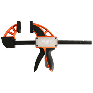 Bahco 95mm Deep & 450mm Long - Quick Grip Clamp - 200kg Clamp Force - QCB-450