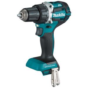 Makita 18V Li-ion Brushless Hammer Driver Drill 'Skin' - DDF484Z