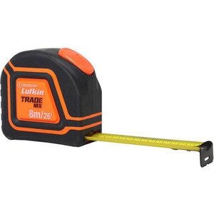 Lufkin 8m/26' Trade MX Tape Measure - TM48ME10