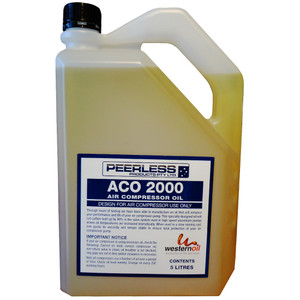 Peerless OCO2000 Compressor Oil - 5 Litres - 00449-2