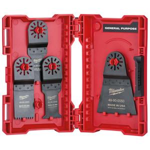 Milwaukee 6 Piece Multi Tool Blade Kit - 48901006