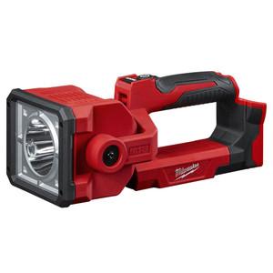 Milwaukee 18V Adjustable Head LED Torch 'Skin' - M18SLED-0