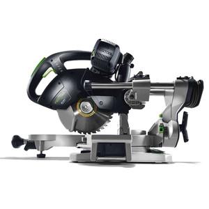 Festool KS 60 E KAPEX 1200 Watt 216mm Slide Compound Mitre Saw - 561687