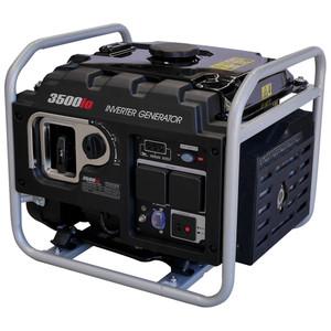 Renegade Industrial 3.5Kva Inverter Generator with Long Range Fuel Tank - LC3500IO