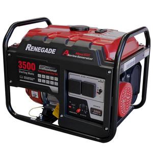 Renegade Industrial 3.5KVA/2800 Watt Generator - LC3500AS