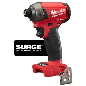 "Milwaukee M18 'SURGE 1/4"" Hex Fluid Drive Impact Driver 'Skin' - M18FQID-0"