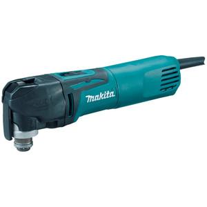 Makita 320 Watt Multi Tool with Toolless Blade Change & Carry Case - TM3010CK