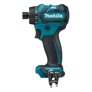 "Makita 12V MAX Li-Ion Brushless 1/4"" Hex Driver Drill - DF032DZ"
