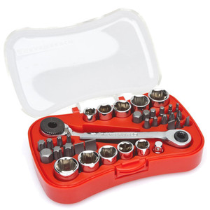Gearwrench 35 Piece Metric/AF/Torx Microdriver Set - 85035