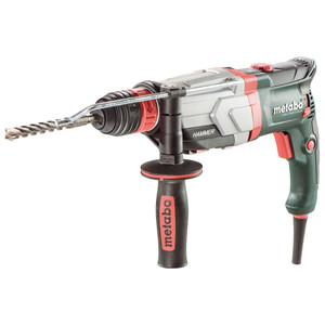 Metabo 1100 Watt 4 Mode SDS Plus Rotary Hammer with Quick Change Chuch - UHEV2860-2QMULTI