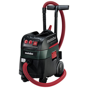 Metabo 1400 Watt 35L Wet & Dry M-Class Dust Vacuum  - ASR35MACP