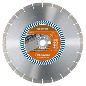 """Husqvarna 350mm/14"""" Tacti-Cut S50+ Diamond Blade - 579815620"""