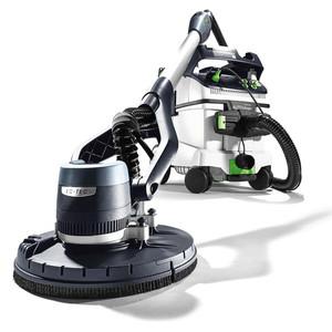 Festool LHS 225 Planex Easy & CT 36 Dust Extractor Combo Set - 575418