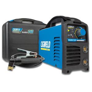 Cigweld Weldskill 140amp ARC/TIG Inverter Welder - 10 Amp Plug - W1008140