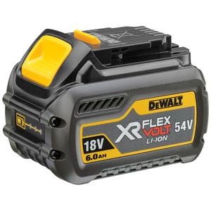 DeWalt 18V-54V 6.0ah Li-Ion XR Flexvolt Battery - DCB546-XE