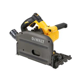 "DeWalt 54V Li-Ion Flexvolt 165mm (6-1/2"") Brushless Plunge Cut Circular Saw 'Skin' - DCS520NT-XJ"