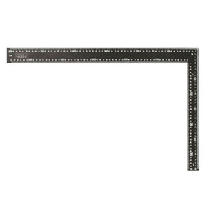 Toledo 600 x 400mm Steel Rafter's Square - 322453