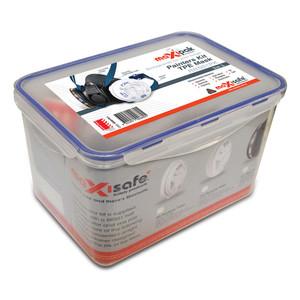 Maxisafe TPE Half Mask 'Painters' Respiratory Kit - Large - RRS01PK-L