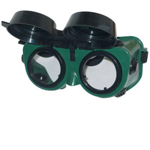Weldclass 50mm Round Lens Flip Front Oxy Goggles - P7-OGFF