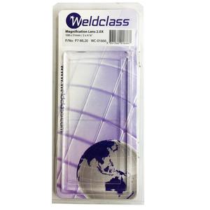 Weldclass X2.0 108x51mm Magnification Lens - P7-ML20
