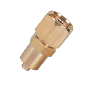 Weldclass OXY/ARGON 5mm I.D. Hose Connector - Screw-On - P4-LP112