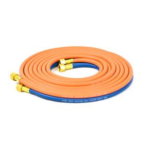 Weldclass Oxygen / Lpg Twin Hose Set - 5m - 4-LP5M