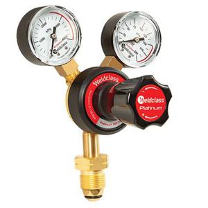 Weldclass Acetylene Regulator Twin Gauge 0-150 Kpa Output - 4-ACR1