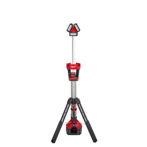 Milwaukee 18V Trueview LED Multi-Directional Light Stand/Charger (Tool Only) - M18HSAL-0
