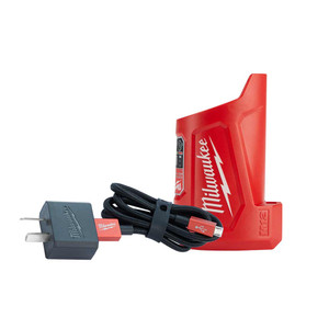 Milwaukee M12 Compact Charger & Power Source - M12TC-0