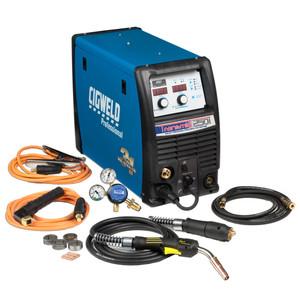 Cigweld Transmig 250i 3-in-1 Multi Process 250amp Inverter Welder - W1003250