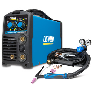 Cigweld Weldskill 200HF 200amp High Frequency Inverter Welder - W1008200