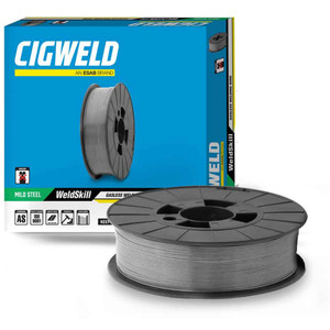 Cigweld Weldskill Gasless 0.8mm 0.9kg Gasless Wire - WG0908