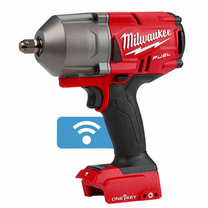 """Milwaukee M18 FUEL ONE-KEY 1/2"""" High Torque Impact Wrench with Pin Detent 'Skin' - M18ONEFHIWP12-0"""