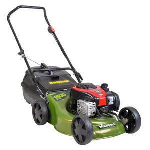 "Masport 1500ST 140cc 18"" Steel Deck Lawnmower - Mulch & Catch - 578701"