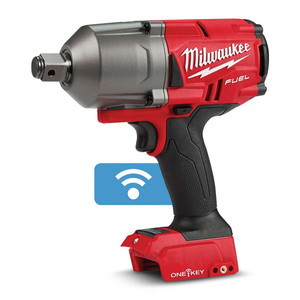 """Milwaukee M18 FUEL ONE-KEY 3/4"""" High Torque Impact Wrench with Friction Ring 'Skin' - M18ONEFHIWF34-0"""